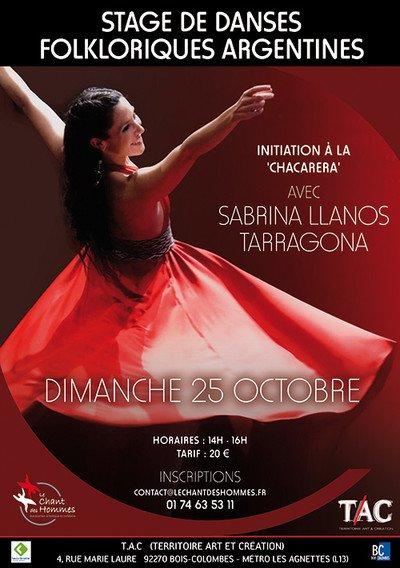 Stage de danses folkloriques argentines