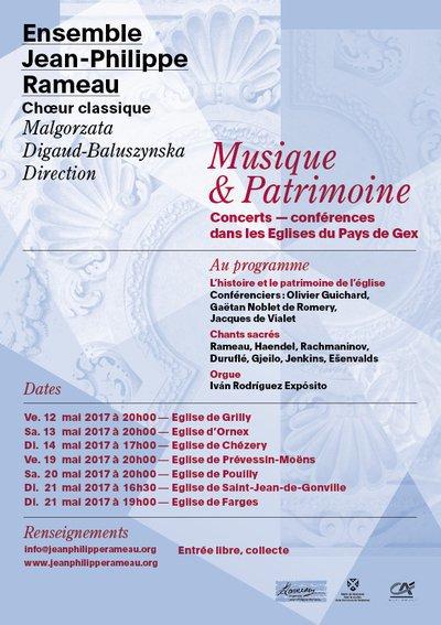 Musique & Patrimoine