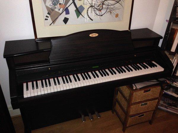a vendre piano num rique kawai ca 1200 990 paris 16. Black Bedroom Furniture Sets. Home Design Ideas