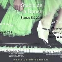 Stages été 2015/ Danse et Claquettes / Paimpol / Côtes d'Armor