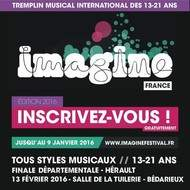 Finale Languedoc-Roussillon Imagine 2016  Bédarieux