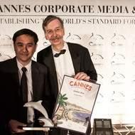 Les gagnants des Cannes Corporate Media & TV Awards 2016 récompensés