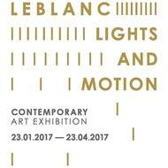 Exposition Philippe Leblanc : Lights and Motion