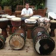Ateliers djembé - percussions africaines pour toutes structures et cours particuliers