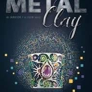 METAL CLAY – Exposition internationale au Pôle Bijou
