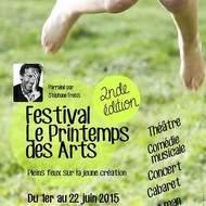 Festival Le Printemps des Arts 2nde édition