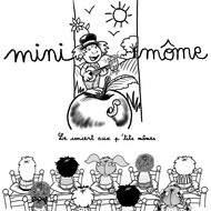 Concert mini môme, concert petite enfance (à partir de 6 mois)