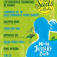 22e édition Festival Les SUDS,à ARLES