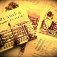 CAÇAMBA- BATENDO CANCELAS