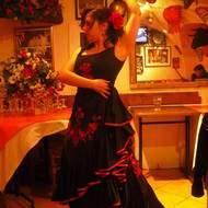 Cours de danse orientale et flamenco