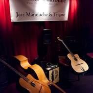 Mika GIMENEZ trio – Jazz manouche