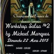 Workshop Salsa #2 by Mickael Marques