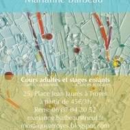 Atelier de Mosaïque Marianne Barbeau