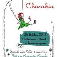Mila Charabia Théâtre de Marionnettes Musicales pour les 6 mois à 6 ans
