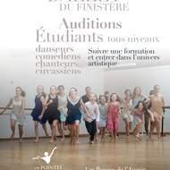 Audition d'entrée au Jeune Ballet du Finistère à Brest