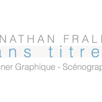 Designer-scénographe  Jonathan Fralin