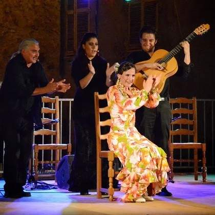 Spectacle Vuelo Flamenco